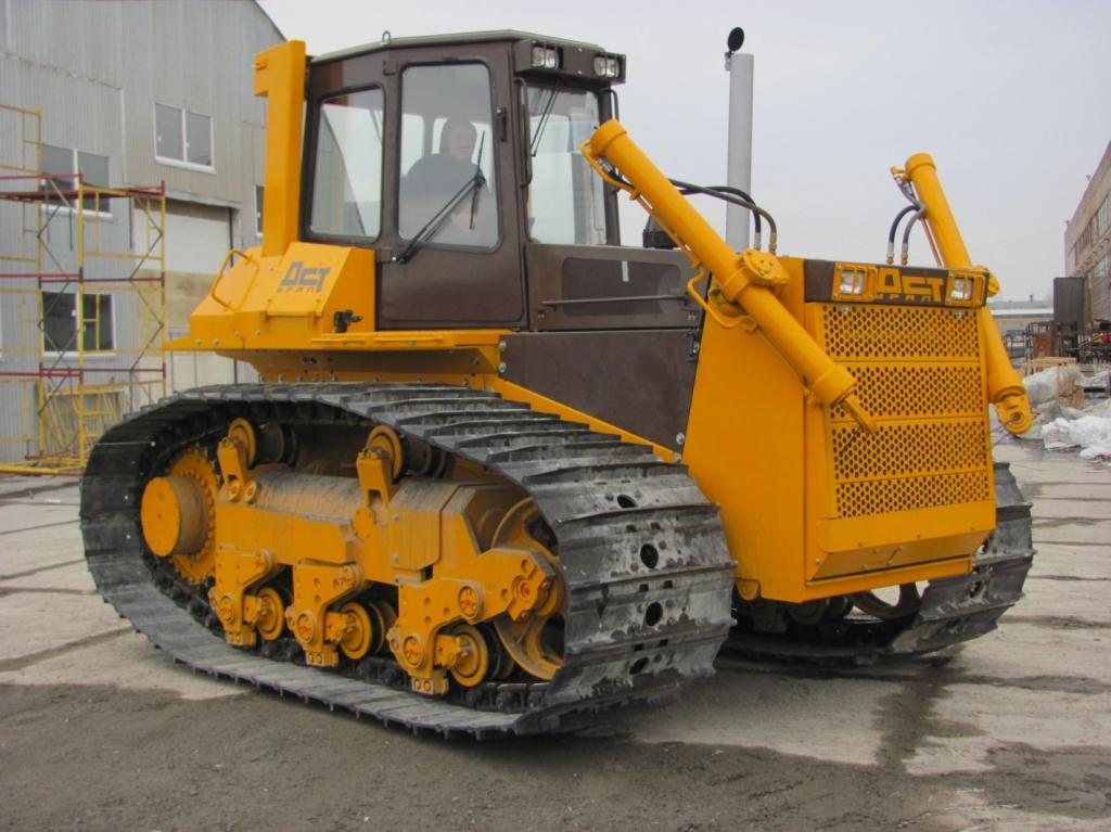 Бульдозер ТМ10 ГСТ9