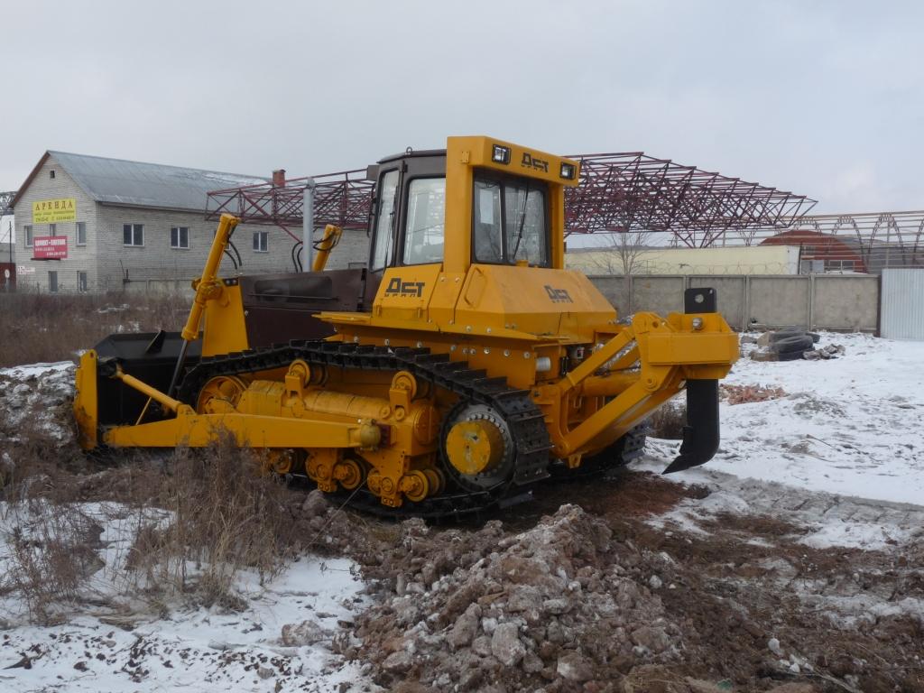 Бульдозер ДСТ в Новосибирске