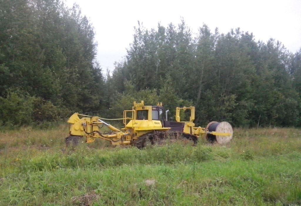 КВГ-280 в эксплуатации